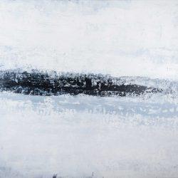 Ohne Titel. Acryl auf Leinwand. 165 x 150 cm. 2016
