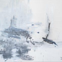 Ohne Titel. Acryl auf Leinwand. 200 x 190 cm. 2012