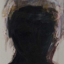 Vergessen und Vergessen und Vergessen. Acryl auf Leinwand. 70 x 120 cm. 2012