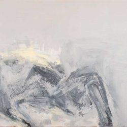 Medea VII. Acryl auf leinwand. 200 x 100 cm. 2013