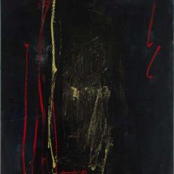 Vergessen und Vergessen und Vergessen. Acryl auf Leinwand. 80 x 120 cm. 2012